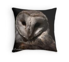 The Wise guy  Throw Pillow