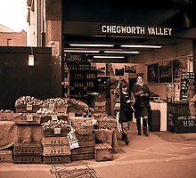 Burough Market. by Adam Glen