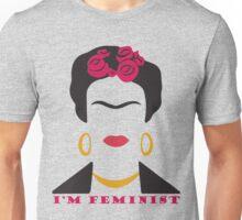 Feminist Frida Kahlo Unisex T-Shirt