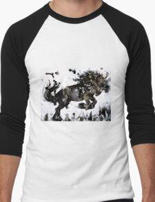 FURY ROAD Men's Baseball ¾ T-Shirt