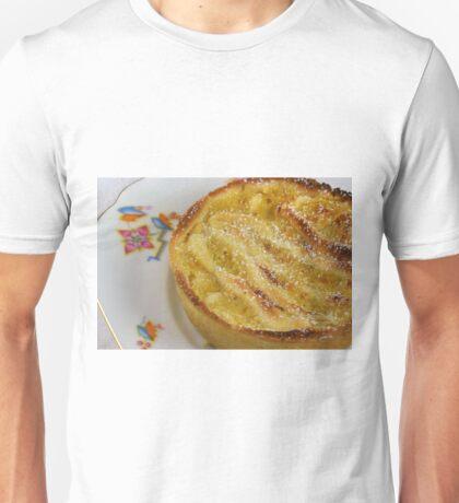 Vanilla Apple Cake Unisex T-Shirt