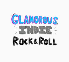 Glamorous Indie Rock & Roll Unisex T-Shirt