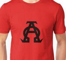 Alpha  Ωmega Unisex T-Shirt