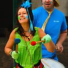 Samba Drummers (2) by SWEEPER
