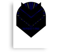 Mass Effect - SPECTRE (Blue) Canvas Print