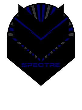 Mass Effect - SPECTRE (Blue) by Maxdoggy
