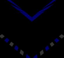 Mass Effect - SPECTRE (Blue) Sticker