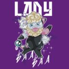 Lady Baa Baa by Gilles Bone