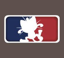 Major League Meowth One Piece - Short Sleeve