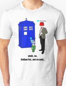 Galkan Fez Unisex T-Shirt