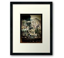 V.& T. R. R. Framed Print