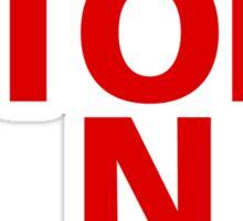 STOP KONY.2 2012 Sticker