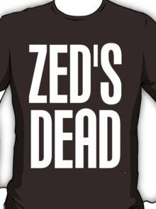 Zed's Dead T-Shirt