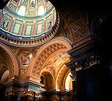 St. Stephen's Basilica, Budapest by Hugh O'Brien