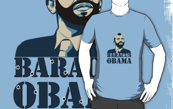 Baracus Obama by macaulay830