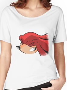 Knuckles Women's Relaxed Fit T-Shirt