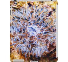 Nature's Artwork: Sea Anemone iPad Case/Skin