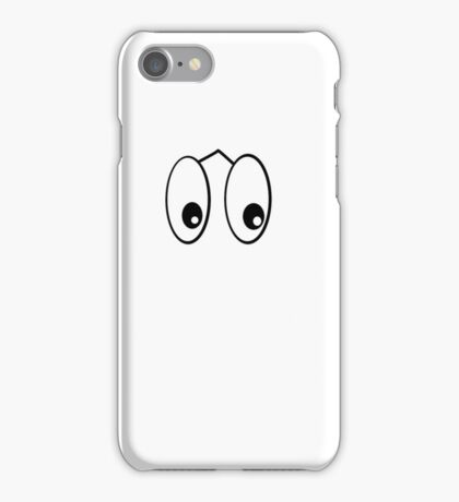 I can see you! iPhone Case/Skin