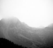 Prealps, Switzerland by Hugh O'Brien