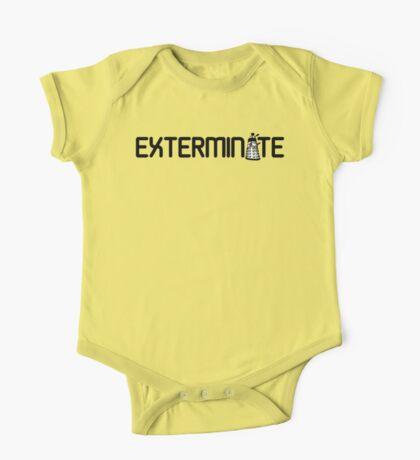 Exterminate One Piece - Short Sleeve