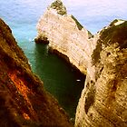 Etretat, France  by HopefulHarrie