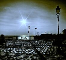 Victoria Pier at Dusk by martinhenry
