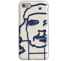 Che Lines iPhone Case/Skin