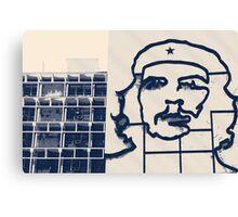 Che Lines Canvas Print