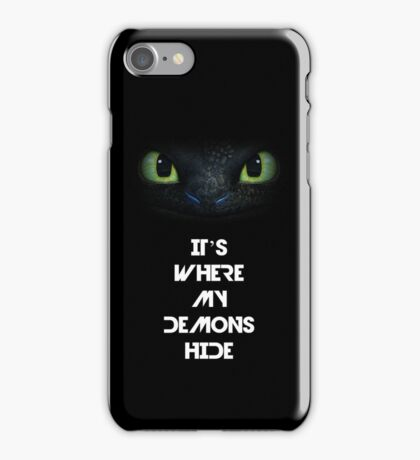 Imagine Dragons - Toothless iPhone Case/Skin