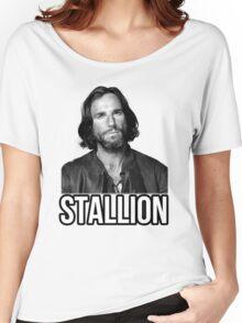 John Proctor Women's Relaxed Fit T-Shirt
