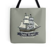 The Jolly Roger Tote Bag