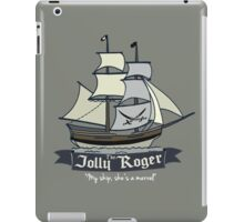The Jolly Roger iPad Case/Skin