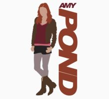 POND. Amy POND by ideedido