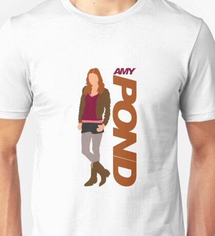 POND. Amy POND Unisex T-Shirt