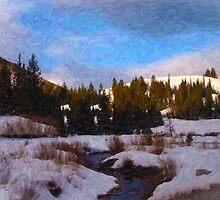 Big Cottonwood Creek by iLens