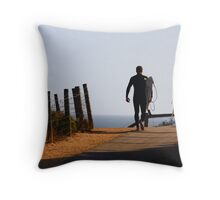 Morning Session Throw Pillow
