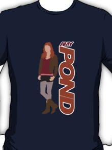 POND. Amy POND T-Shirt