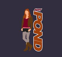 POND. Amy POND Unisex T-Shirt