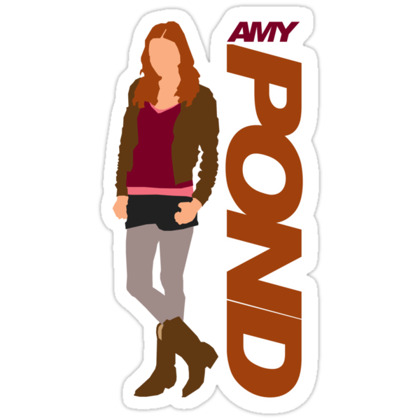 POND. Amy POND by shaydeychic