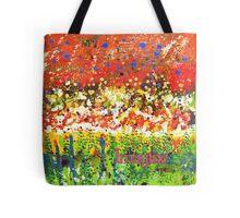 IMAGINE Happiness Tote Bag