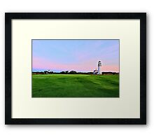 HIghland Light a.k.a. Cape Cod Light Framed Print