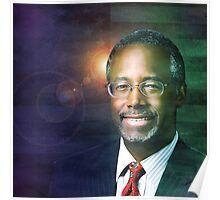 Elect Ben Carson President Poster