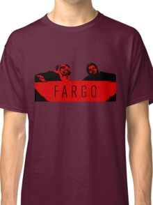 Fargo - We Clean It Up Classic T-Shirt