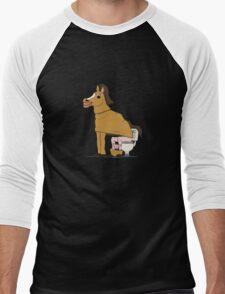 Horse on Toilet T-Shirt