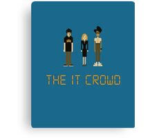 The IT Crowd Canvas Print