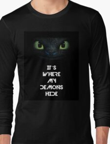 Imagine Dragons - Toothless Long Sleeve T-Shirt
