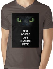 Imagine Dragons - Toothless Mens V-Neck T-Shirt