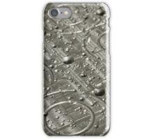 Surface Work iPhone Case/Skin