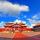 Shurijo Castle - The Kingdom of the Ryukyus (OKINAWA-Japan) by Pradip Roy