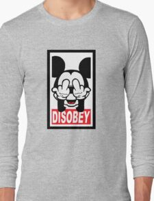 DISOBEY Long Sleeve T-Shirt